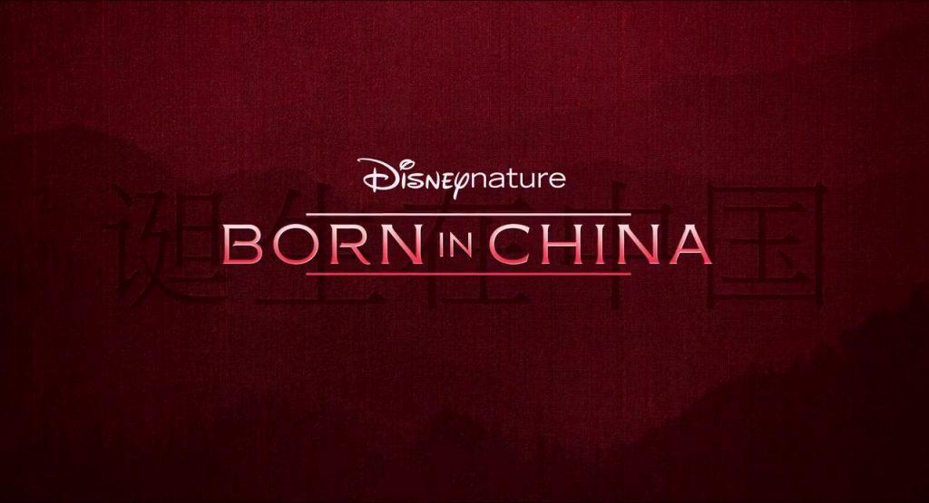 Illustration Actu Born In China Disney Trailer