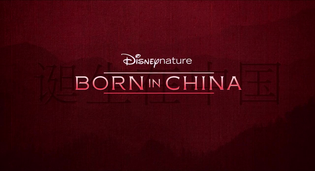 Illustration Actu Born In China Disney Trailer