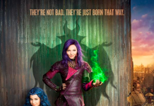 descendants affiche disney poster channel