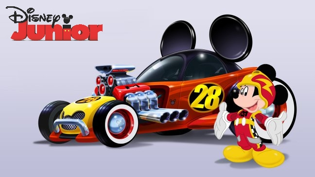Illustration Disney Actu Mickey and the Roadsters Racers
