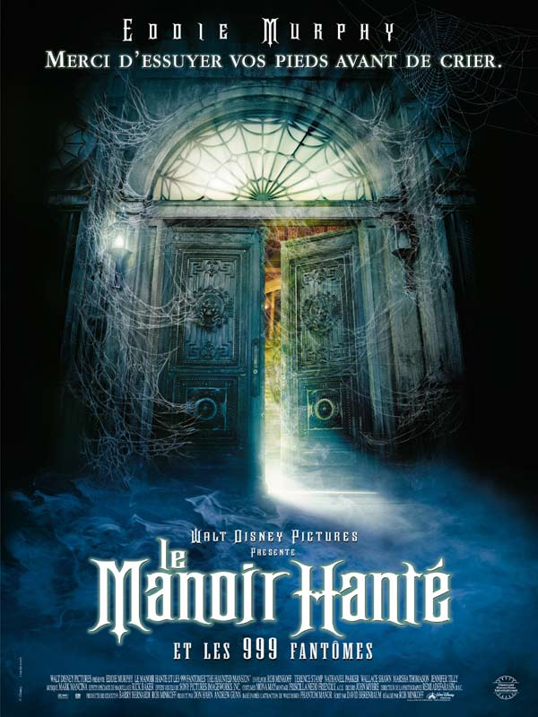 illustration Actu Ryan Gosling Haunted Mansion Disney
