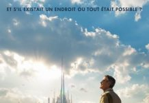 Illustration Article Baf Affiche A la poursuite de demain disney