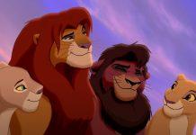 Illustration Faux Raccord Le Roi Lion 2 Disney