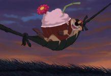 illustration faux raccord le roi lion 3 Disney
