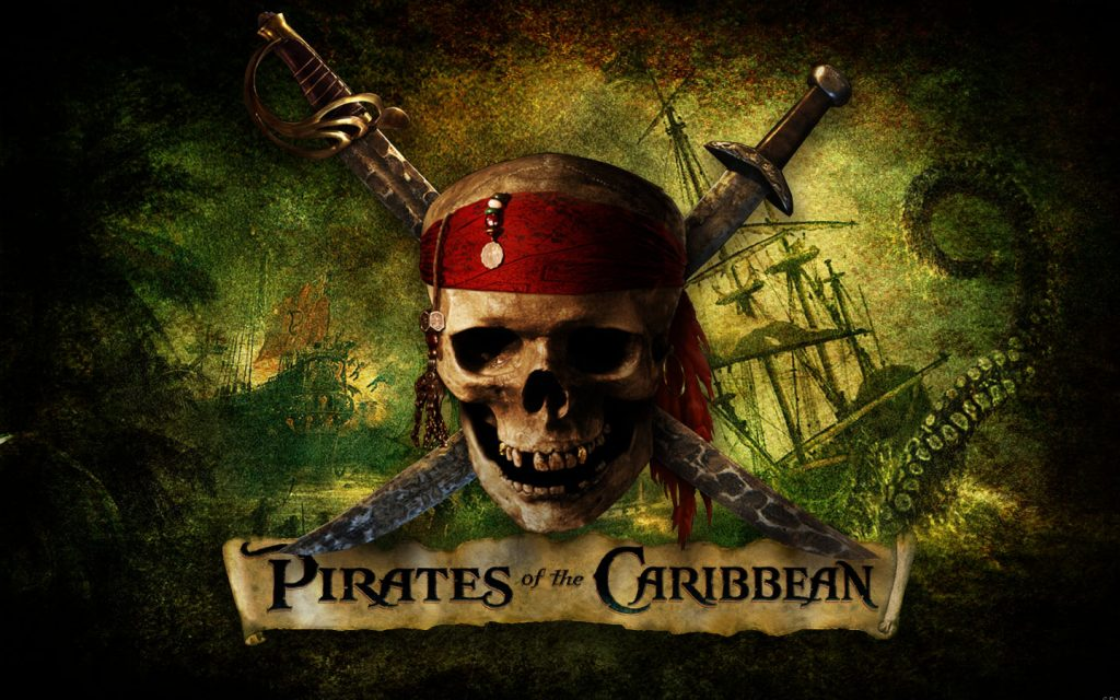 Illustration Pirates des Caraibes 5 Disney Actu Jack Sparrow