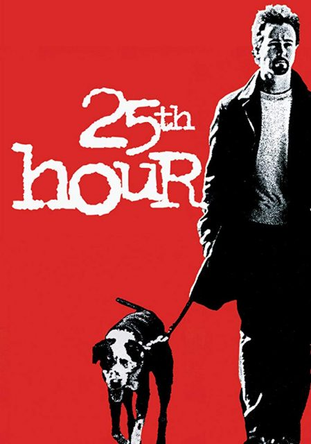Affiche Poster 25 heure hour disney touchstone