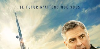 a la poursuite de demain tomorrowland affiche poster disney pictures