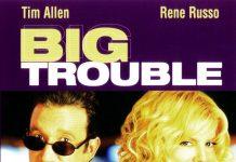 Affiche Poster big trouble disney touchstone