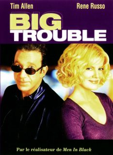 Affiche Poster big trouble disney touchstone