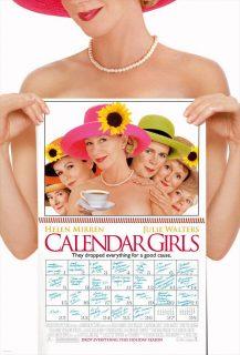 Affiche Poster Calendar Girls disney touchstone