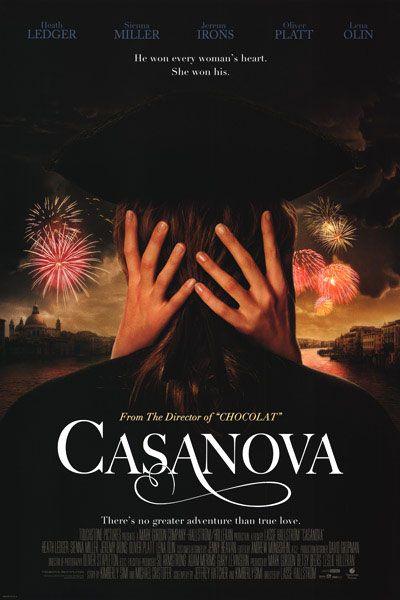 Affiche Poster casanova disney touchstone