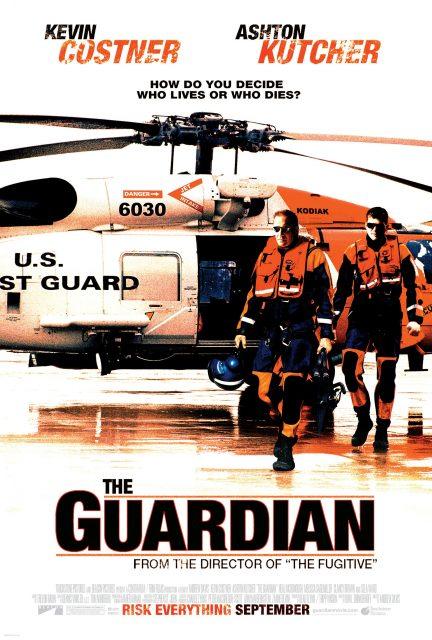 Affiche Poster coast guards guardian disney touchstone