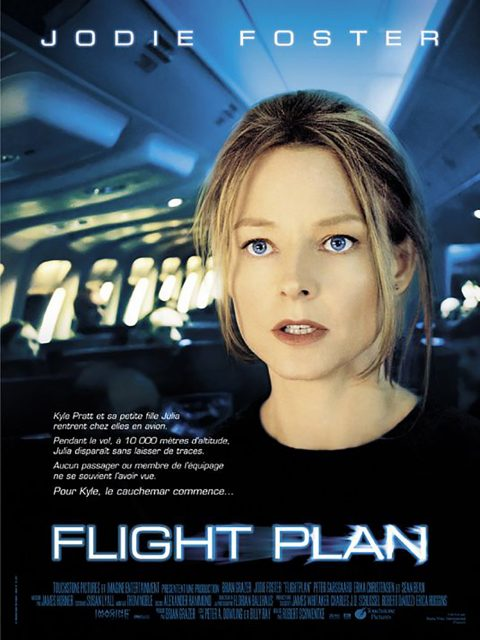 Affiche Poster flight plan disney touchstone