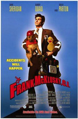 Affiche Poster frank mcklusky ci disney touchstone
