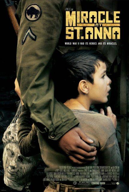 Affiche Poster miracle santa anna disney touchstone