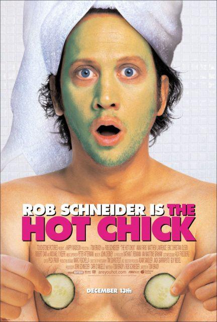 Affiche Poster nana poil hot chick disney touchstone