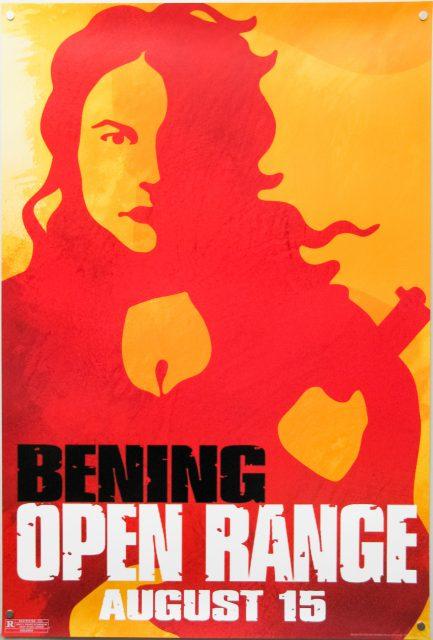 Affiche Poster open range disney touchstone