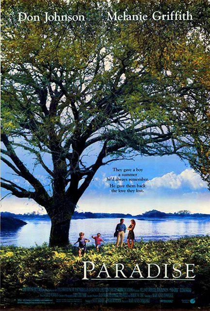 Affiche Poster paradise disney touchstone