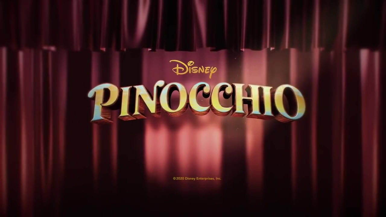 affiche poster pinocchio film disney