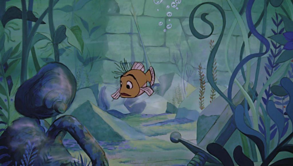 arthur moustique wart disney animation merlin enchanteur sword stone personnage character