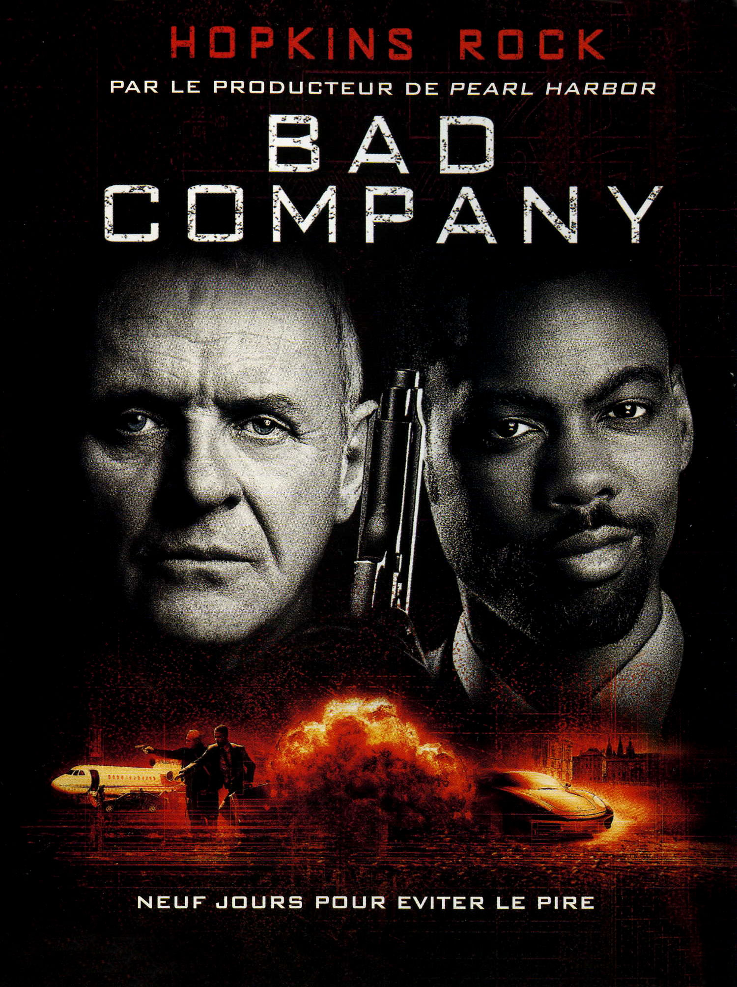 bad company affiche disney poster touchstone
