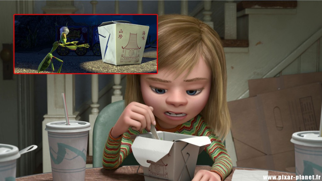 pixar disney vice versa inside out clin oeil easter egg