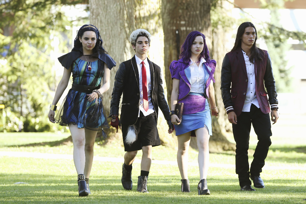 disney channel descendants