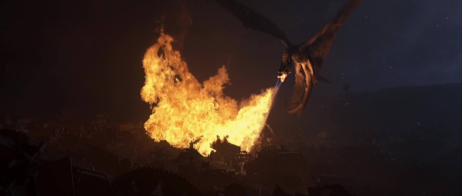Image règne feu reign fire disney touchstone
