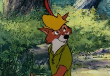 image robin personnage robin bois disney film