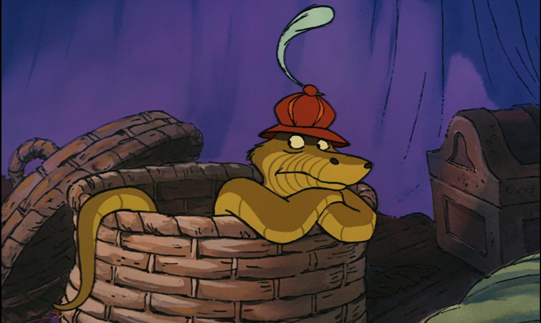 TristeSire, personnage dans « Robin des Bois »  Disney  ~ Triste Sire Robin Des Bois