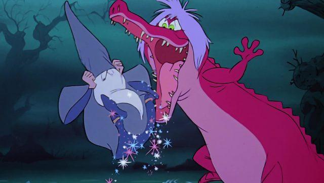 madame mim disney animation merlin enchanteur sword stone personnage character
