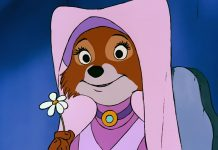 belle marianne maid marian personnage character disney robin bois hood