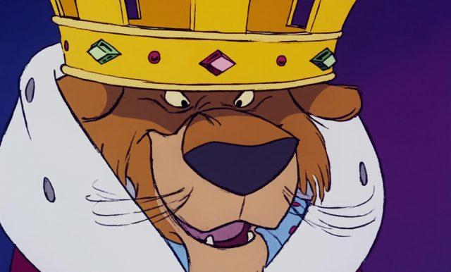 prince jean john personnage character disney robin bois hood