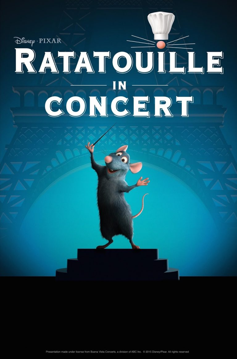 """""""Ratatouille en Concert"""" arrive à Paris !"""