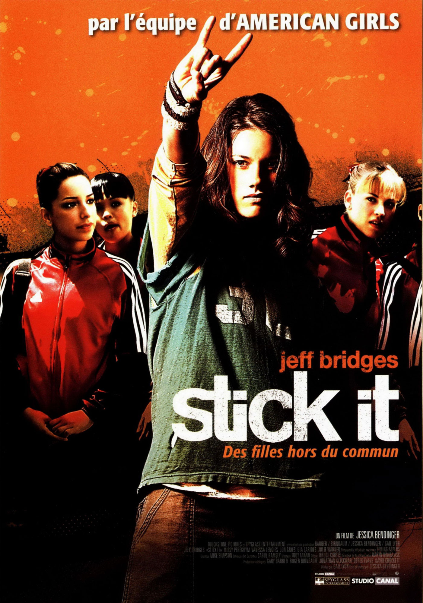 stick it affiche disney poster touchstone