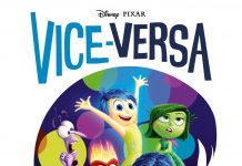 vice-versa affiche poster inside out pixar disney