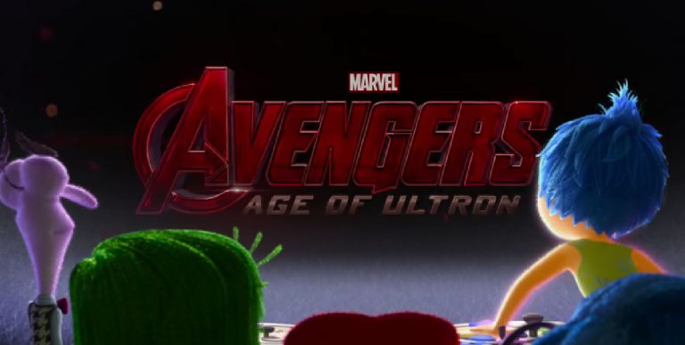 Cross-over entre Pixar et Marvel !