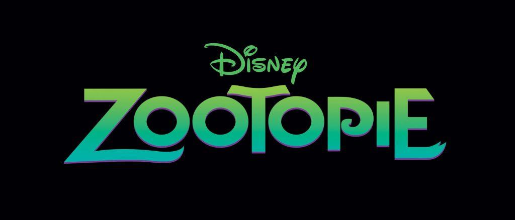 zootopie zootopia logo disney animation