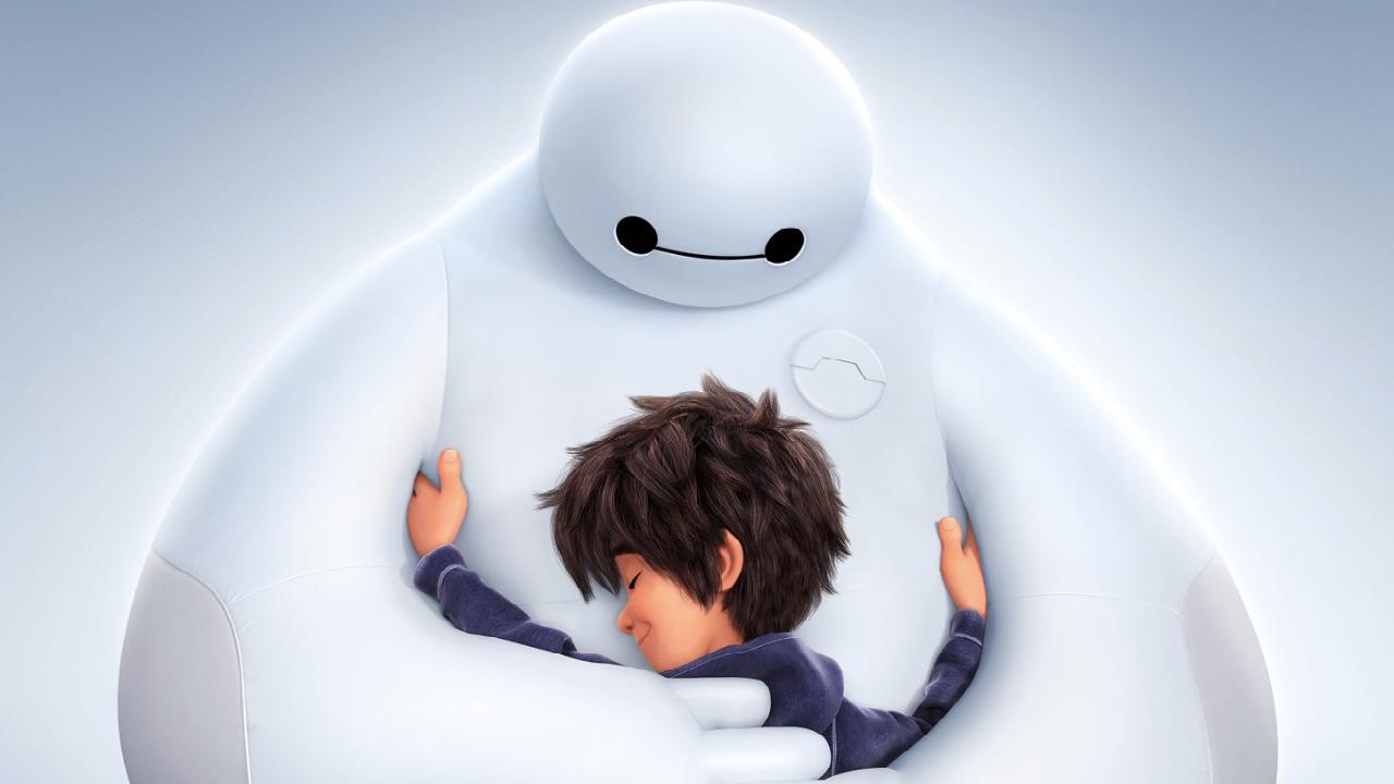 Illustration Actu Les Nouveaux Héros Dvd Disney