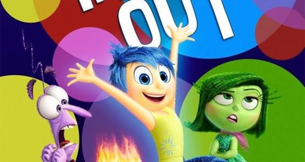 pixar disney affiche poster inside out vice versa