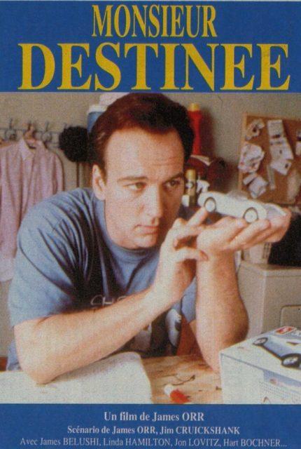 Affiche Poster monsieur destinee destiny disney touchstone