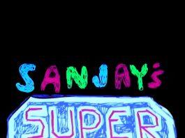 Affiche Sanjay et sa super équipe Team Pixar Disney