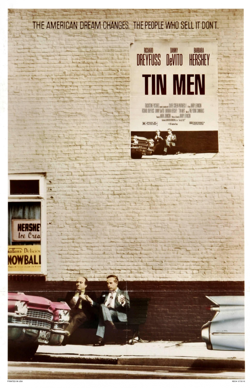 Affiche Poster tin men filou disney touchstone