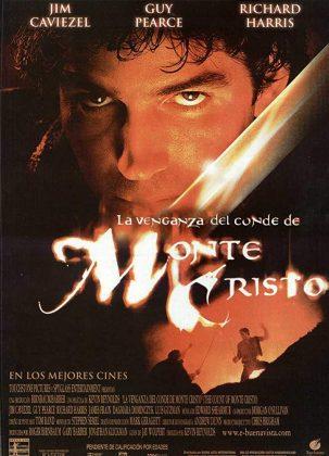 Affiche Poster vengeance count monte cristo disney touchstone