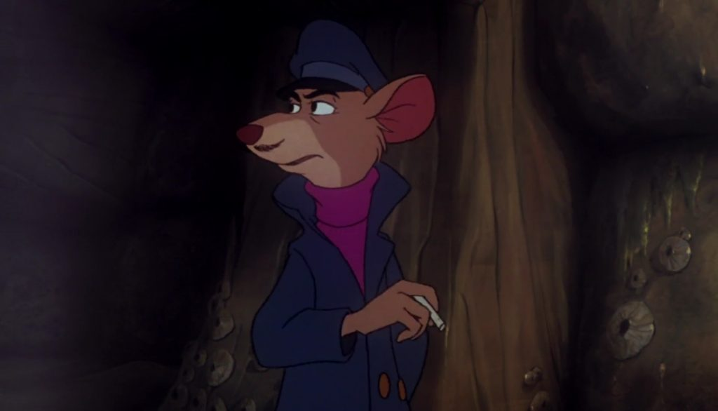 basil detective prive great mouse disney personnage character