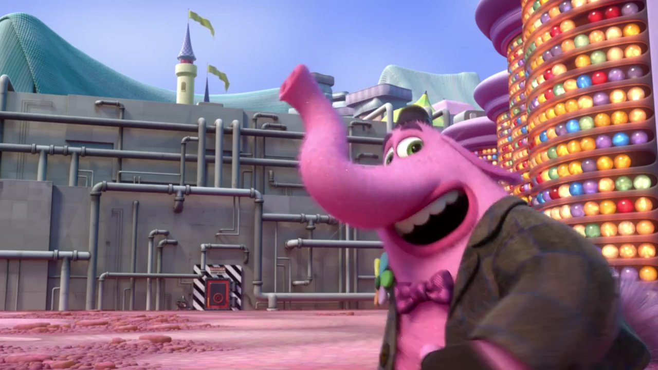 bing bong personnage character vice versa inside out