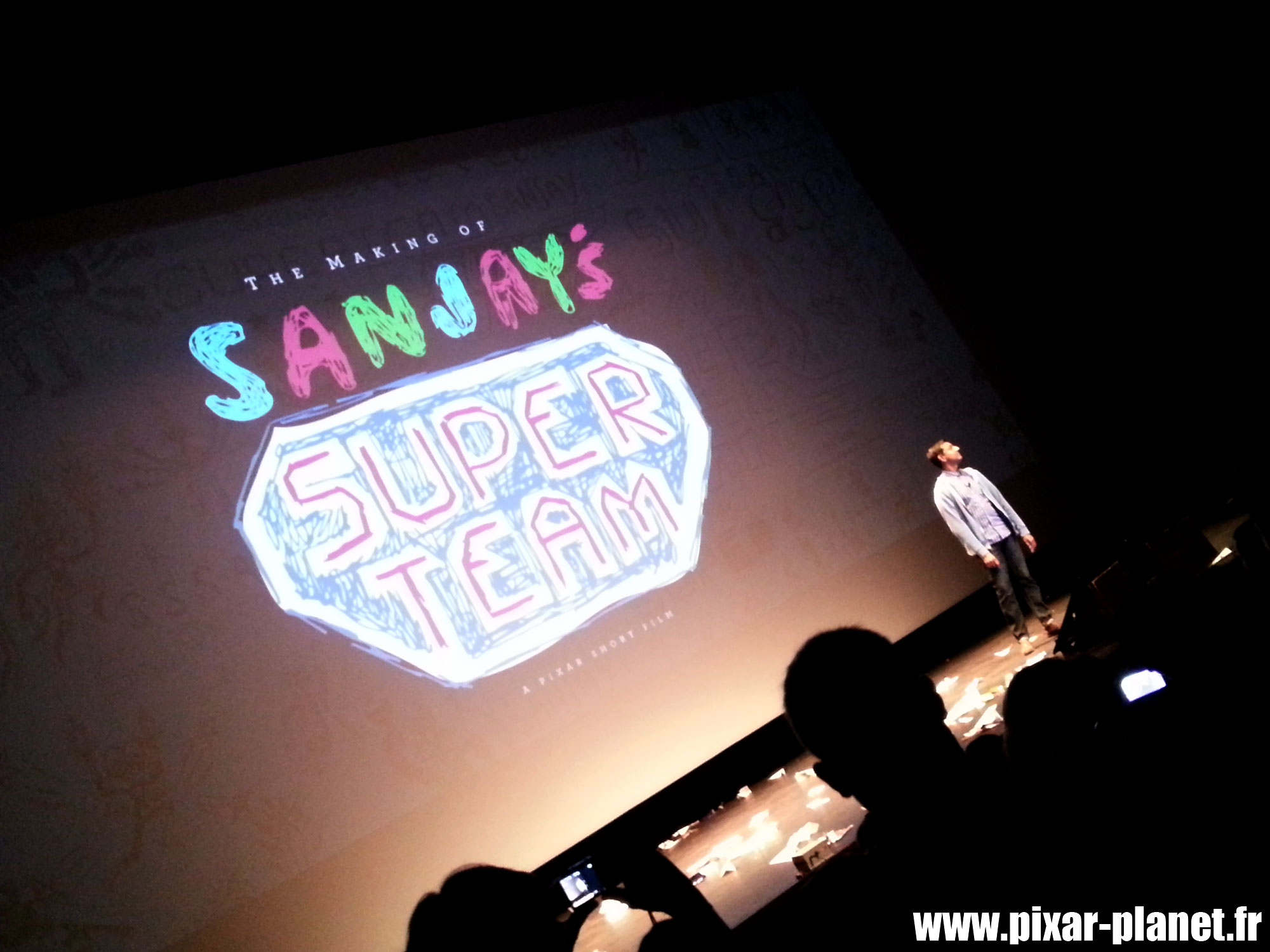 annecy pixar disney sanjay super team