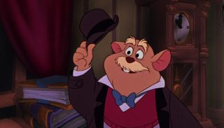 docteur doctor dawson david basil detective prive great mouse disney