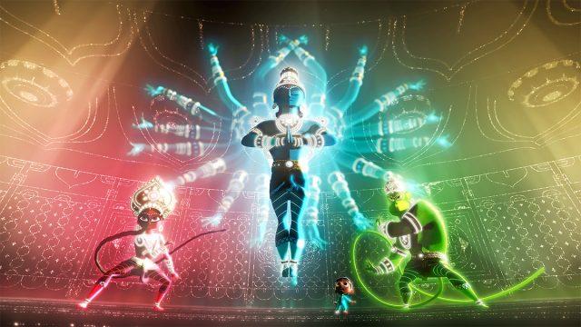 image sanjay super team équipe disney pixar