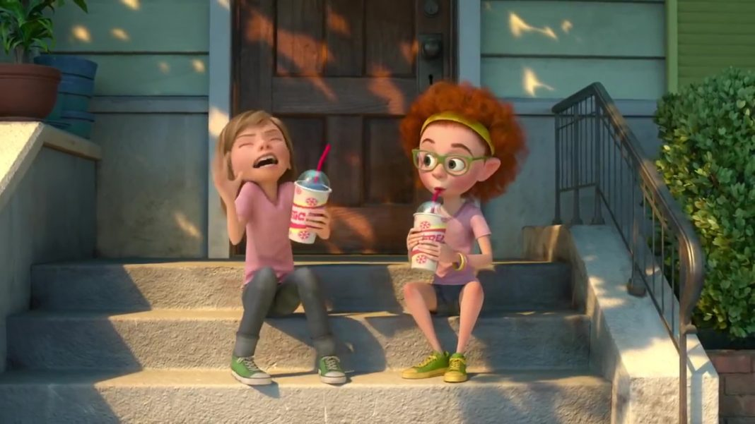 pixar disney meg personnage vice versa character inside out